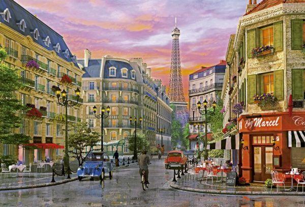 5000 RUE PARIS, DOMINIC DAVISON