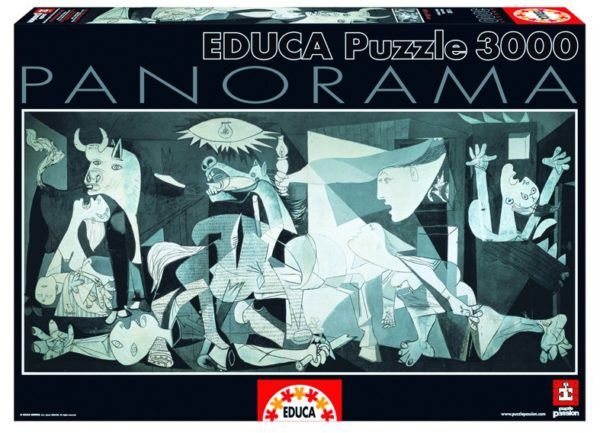 3000 GUERNICA, PABLO PICASSO (PANORÁMICO