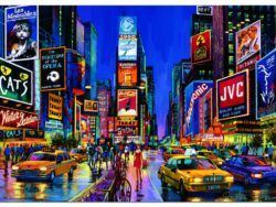 1000 TIMES SQUARE, NEW YORK ( NEON )