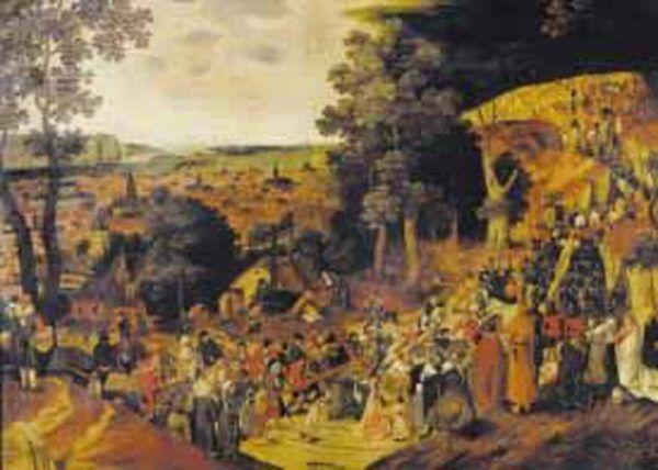 1500 EL GOLGOTHA