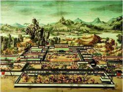 1500 PALACIO IMPERIAL DE YUANMING-YUN