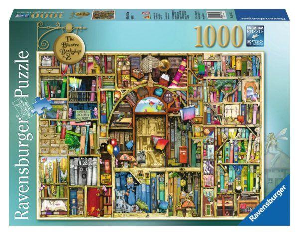 1000 LA BIBLIOTECA EXTRAÑA 2