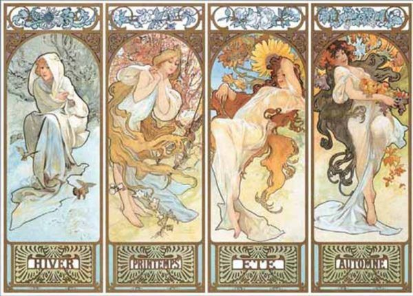 1000 LAS CUATRO ESTACIONES, 1895