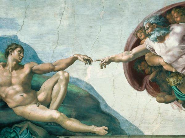 MIGUELANGEL: LA CREACIÓN
