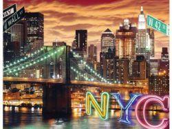 RESPLANDECIENTE NUEVA YORK