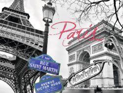PARIS, MI AMOR