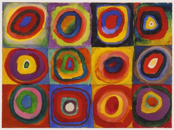 KANDINSKY: ESTUDIO SOBRE EL COLOR
