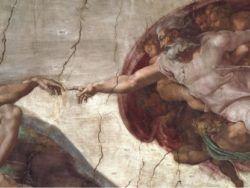 LA CREACION DE ADAM