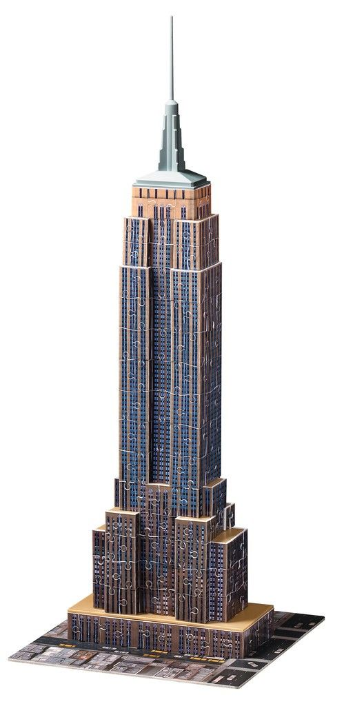 EMPIRE STATE BUILDING - 42 CM - 216 PIEZAS