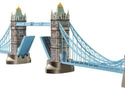 TOWER BRIDGE - 117 CM - 216 PIEZAS