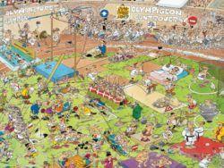 1000 JVH - JUEGOS OLIMPICOS