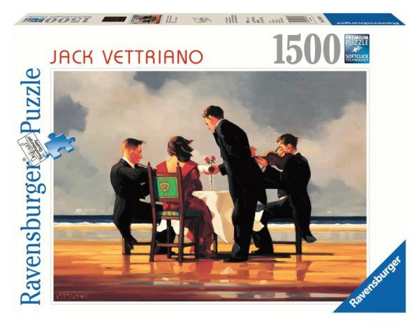 1500 JACK VETTRIANO ELEGY FOR A DEAD ADMIRAL (descatalogado)
