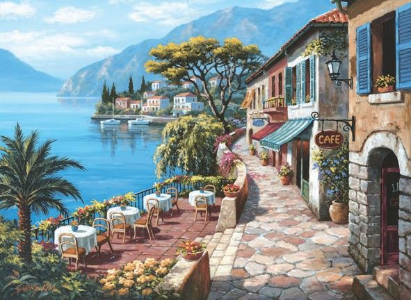 1000 OVERLOOK CAFE II, SUNG KIM