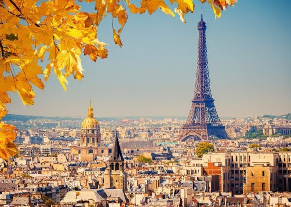 1000 OTOÑO EN PARIS