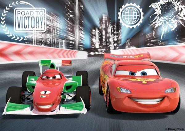 DCA Cars Un emocionante duelo