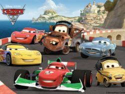 DCA Cars 2 Una gran carrera