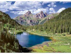 Montañas Needle Colorado (Descatalogado)