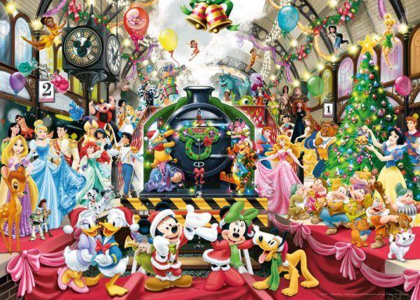 1000 DISNEY CHRISTMAS