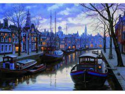 1500 Amsterdam de noche (Descatalogado)