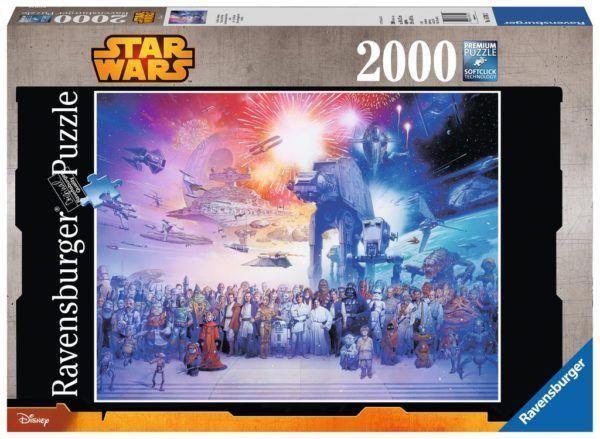 2000 EL UNIVERSO EXPANDIDO STAR WARS