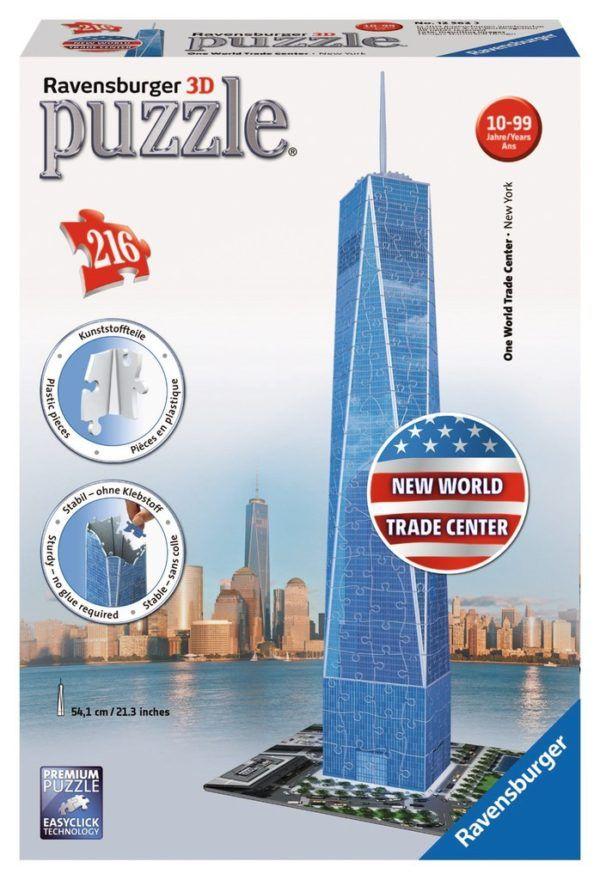 FREEDOM TOWER 216 PIEZAS