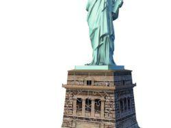 ESTATUA DE LA LIBERTAD, NUEVA YORK 108 PIEZAS