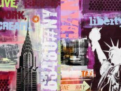 1000 COLLAGE NEW YORK CITY