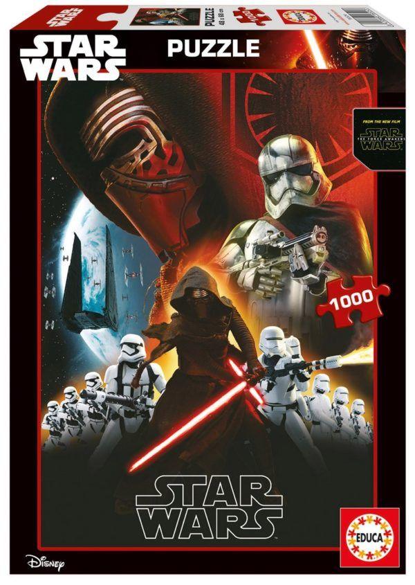 1000 STAR WARS: EPISODIO VII EL DESPERTAR DE LA FUERZA