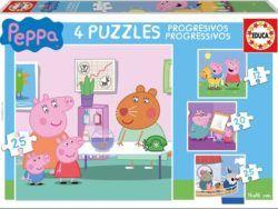 PROGRESIVOS PEPPA PIG 12-16-20-25
