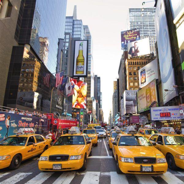 1500 IMPRESIONES DE NUEVA YORK (TRÍPTICO CUADRADO)