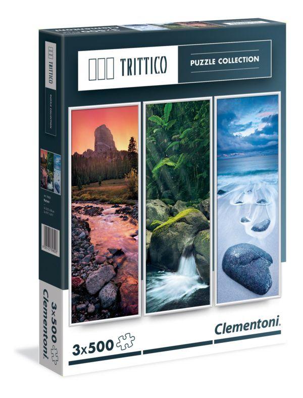 1500 NATURE (TRIPTICO 3 X 500)