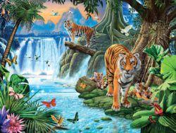 1500 FAMILIA DE TIGRES