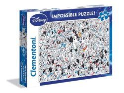 1000 IMPOSIBLE 101 DÁLMATAS