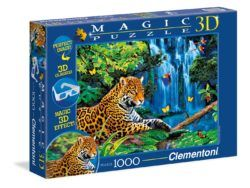 1000 JAGUAR JUNGLE (EFECTO 3D)