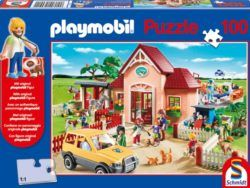 100 HOSPITAL VETERINARIO- PLAYMOBIL