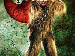 1000 STAR WARS CHEWBACCA