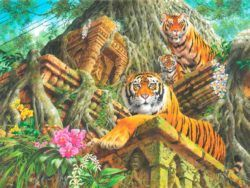 1000 TEMPLE TIGERS