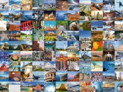 1000 99 BEAUTIFULL PLACES USA/CANADA