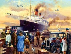 1000 WALSH: QUEEN MARY