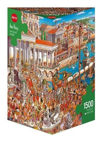 1500 PRADES: ANTIGUA ROMA (CAJA TRIANGULAR)