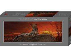 2000 HUMBOLDT: ROJO AMANECER (PANORÁMICO)