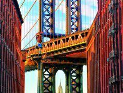 1000 PUENTE DE MANHHATTAN, NUEVA YORK