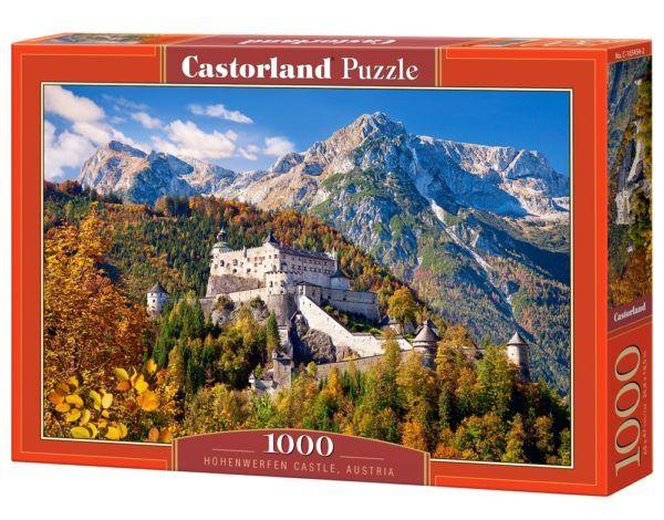 1000 CASTILLO HOHENWERFEN, AUSTRIA