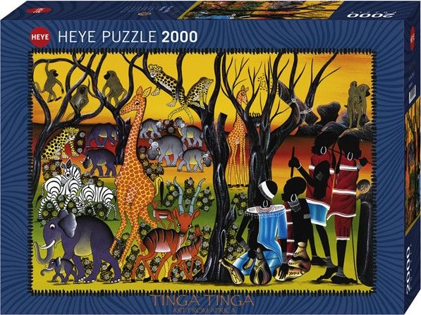 2000 TINGA TINGA RESIDENT