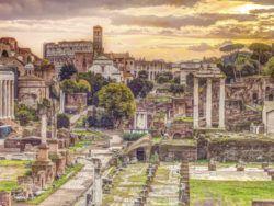 5000 FORO ROMANO, ROMA