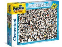 1000 IMPOSIBLE PINGÜINOS DE MADAGASCAR