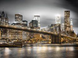 1000 HC SKYLINE DE NUEVA YORK