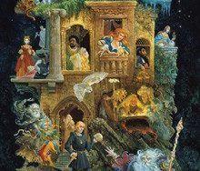 1000 CHRISTENSEN: LAS OBRAS DE SHAKESPEARE (PANORÁMICO)
