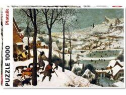 brueghel cazadores en la nieve