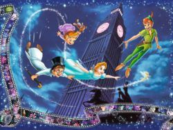 1000 DISNEY PETER PAN